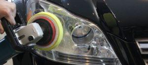 Какую пасту для полировки фар автомобиля выбрать?