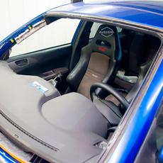 заднее стекло Subaru